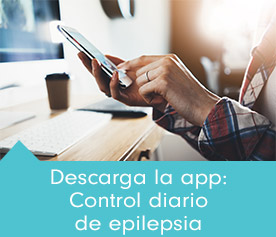Descarga la app: Control Diario de Epilepsia