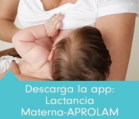 Descarga la app: Lactancia Materna-APROLAM