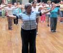 La jubilacion es una buena oportunidad para abandonar el sedentarismo