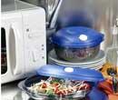 Se puede comer sano usando el horno microondas