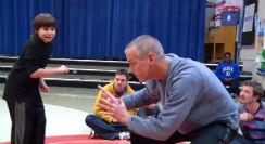 Terapia para niños con autismo en el Nisonger Center de la Ohio State University