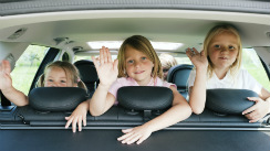 Niños Carro-I