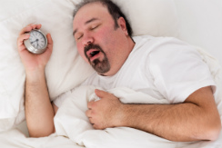 accidente cerebrovascular dormir-I