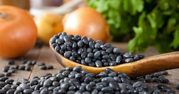 Cuáles son los beneficios de los frijoles negros? - ClikiSalud.net    Fundación Carlos Slim