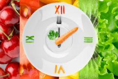 comida horarios-I