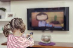 niños televison-I