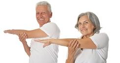 Ejercicio prolonga la vida en la vejez.2
