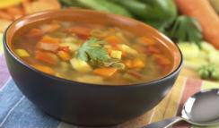 caldo de verduras-I