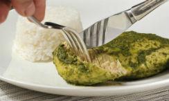 pollo al cilantro-I