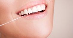 4 consejos para minimizar el dolor al usar hilo dental.2