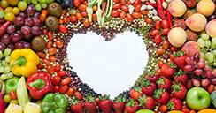 comer sano reduce riesgo de cardiopatía y diabetes.2