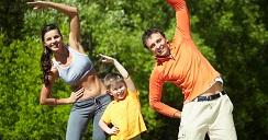 5 consejos para mantener a tus hijos activos.2