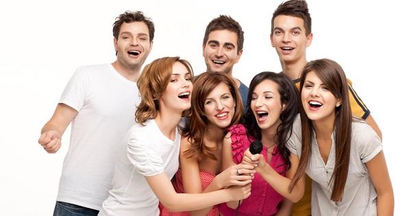 el canto en grupo fortalece más rápidamente los lazos sociales