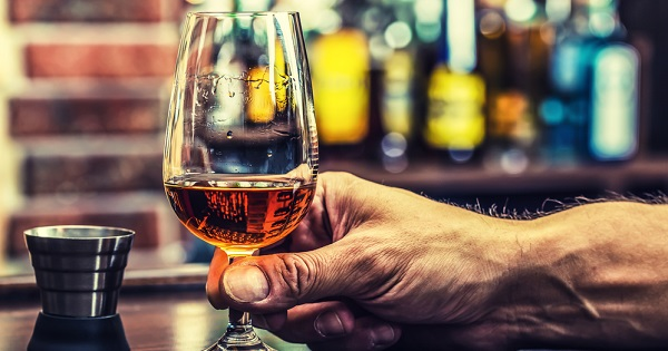 alcohol-vih