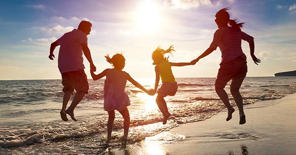 5 tips para disfrutar de unas vacaciones saludables en familia ...