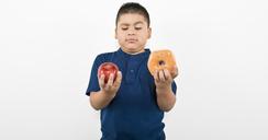 Costumbres obesidad infantil