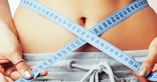 medir circunferencia cintura