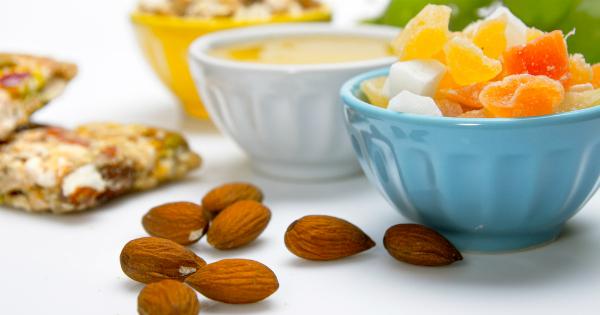 25 snacks saludables para la oficina - ClikiSalud.net   Fundación ...