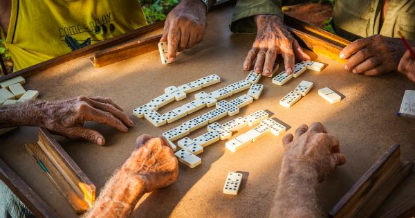 Dominó Excelente Terapia Para Pacientes Con Alzheimer