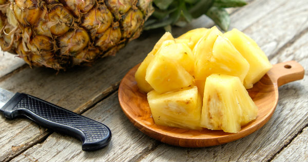 5 fabulosos beneficios de comer piña - ClikiSalud.net | Fundación Carlos  Slim