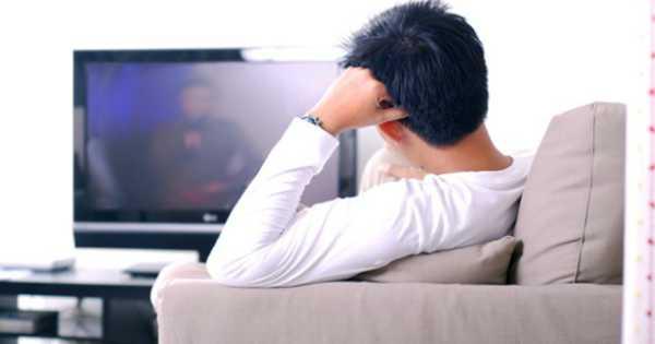 Largos lapsos viendo televisión pueden bloquear tu flujo sanguíneo - ClikiSalud.net | Fundación Carlos Slim