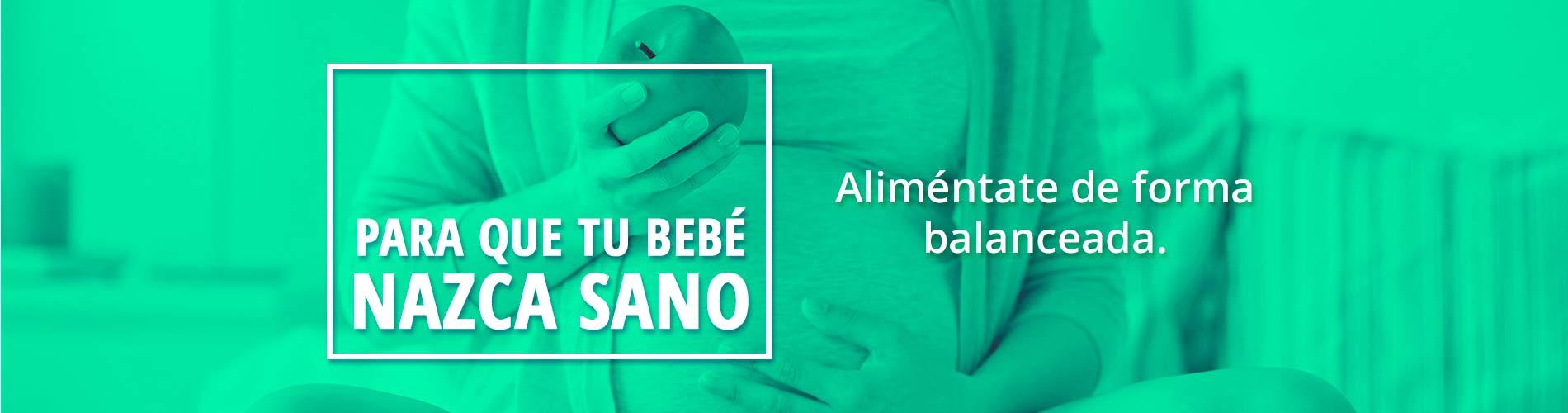 Campaña Embarazo