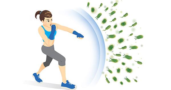Consejos de expertos para fortalecer tu sistema inmune ...