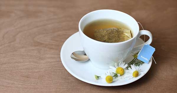 5 Razones Por Las Que Debes Consumir Té De Manzanilla Durante La Cuarentena